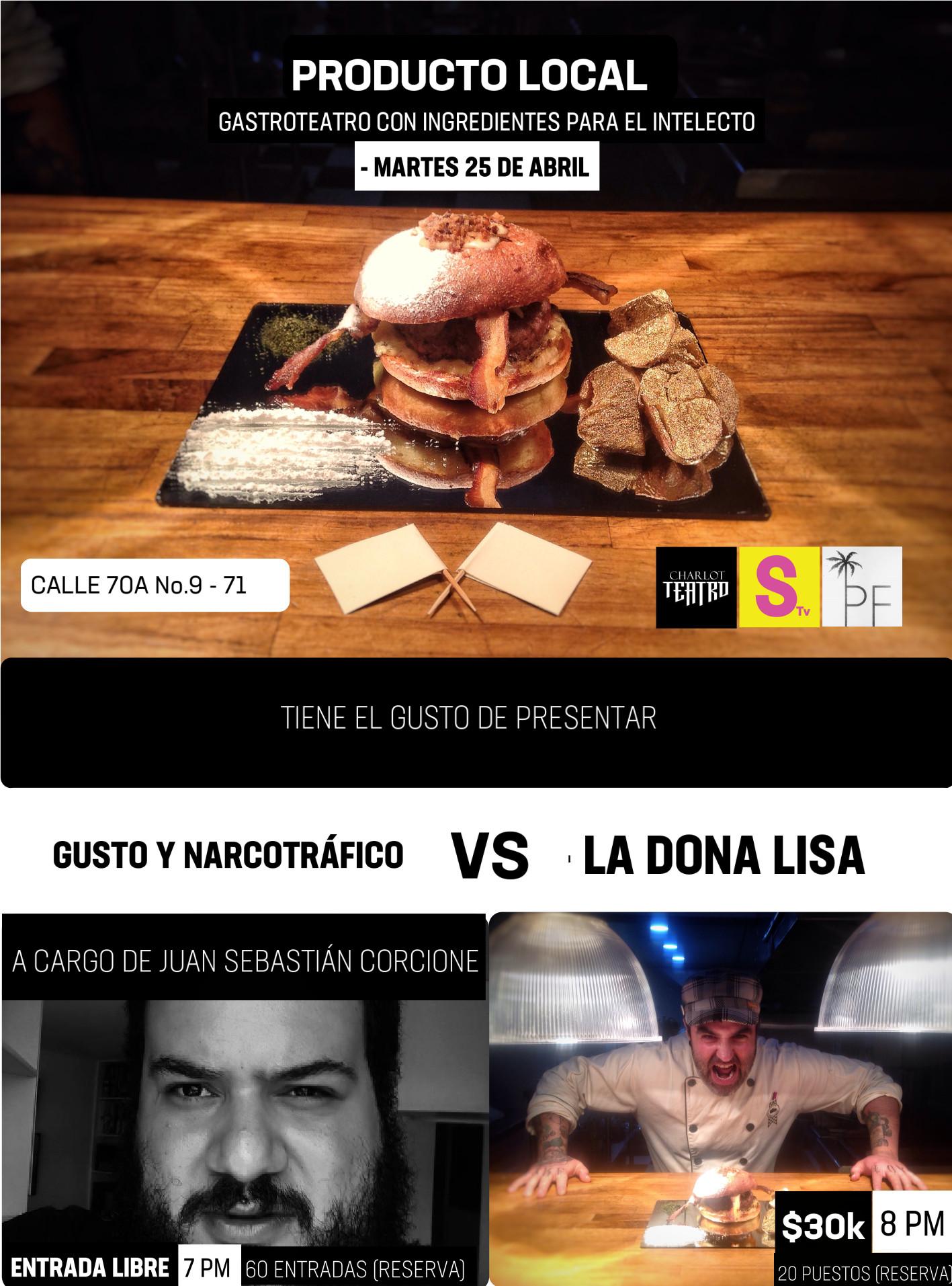 PRODUCTO LOCAL 1 - LA DONALISA