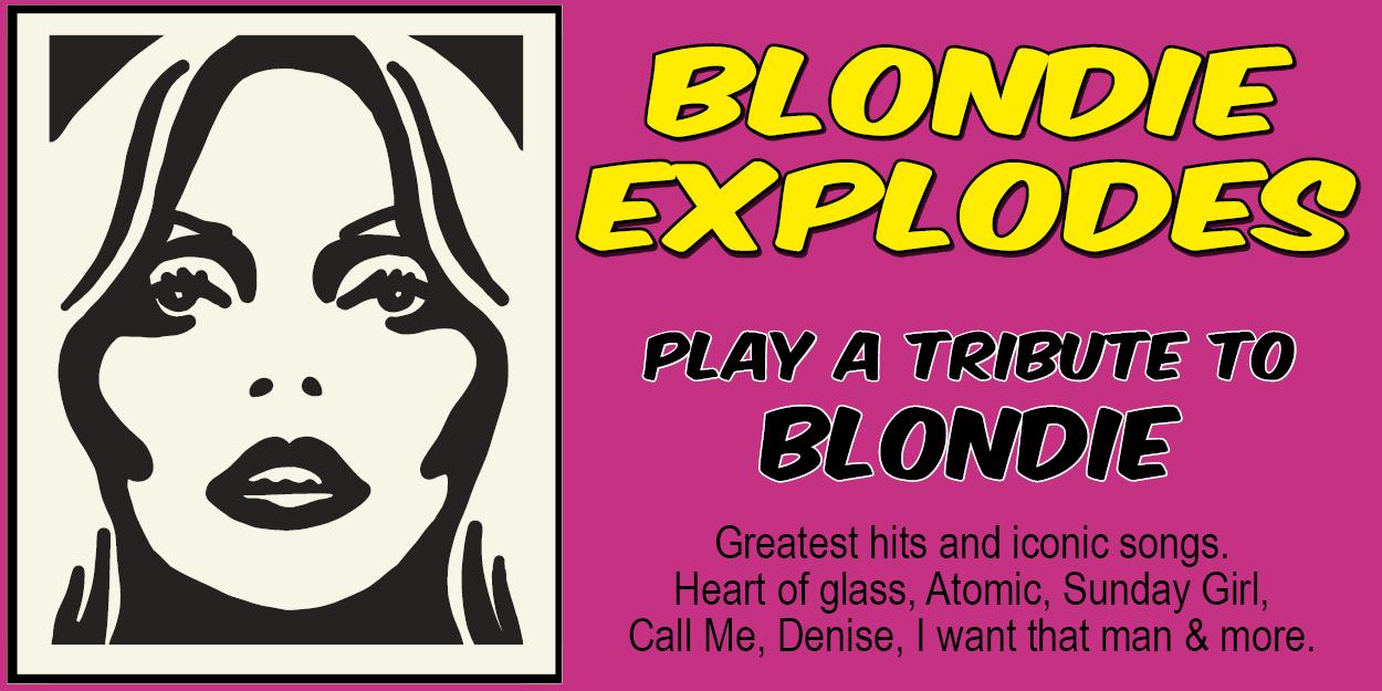 blondie explodes