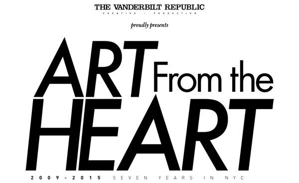 Art From the Heart 2015: 7 Years In NYC