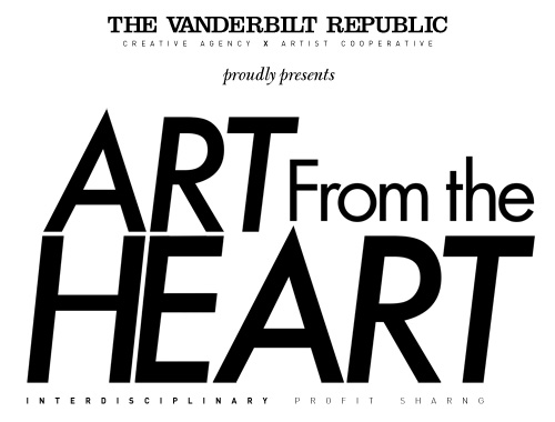 Art From the Heart: Interdisciplinary + Profit Sharing