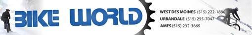 bike world logo