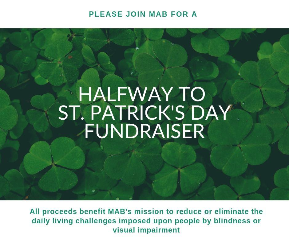 Green St. Patty's Day Event Logo