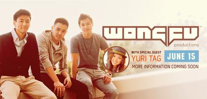 Wong Fu Productions feat. Yuri Tag LIVE in Vancouver