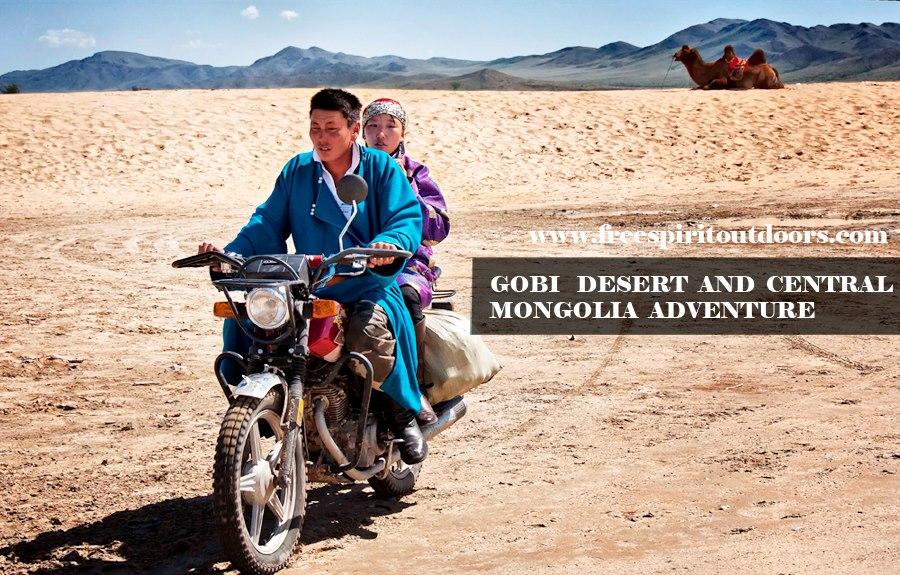 Mongolia Adventure and Photo Tour