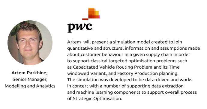 PWC presentation simulation modeling