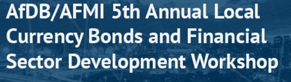 AfDB/AFMI 2016 Conference/Workshop