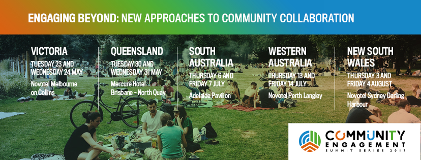 Queensland Community Engagement Summit