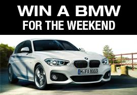 BMW Door Prizes