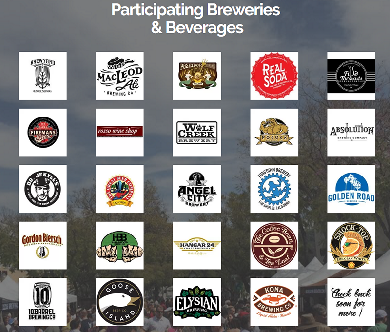 See a full list of updated breweries and restaurants on our website: Montrosebrewfest.com
