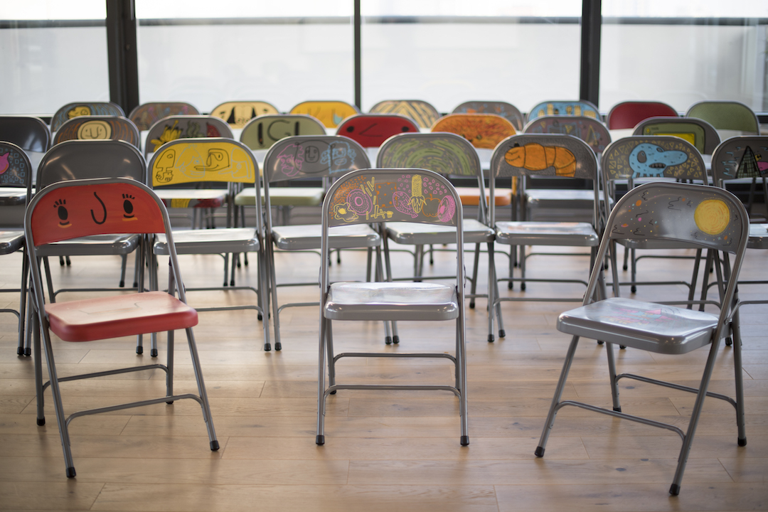 trampery classroom