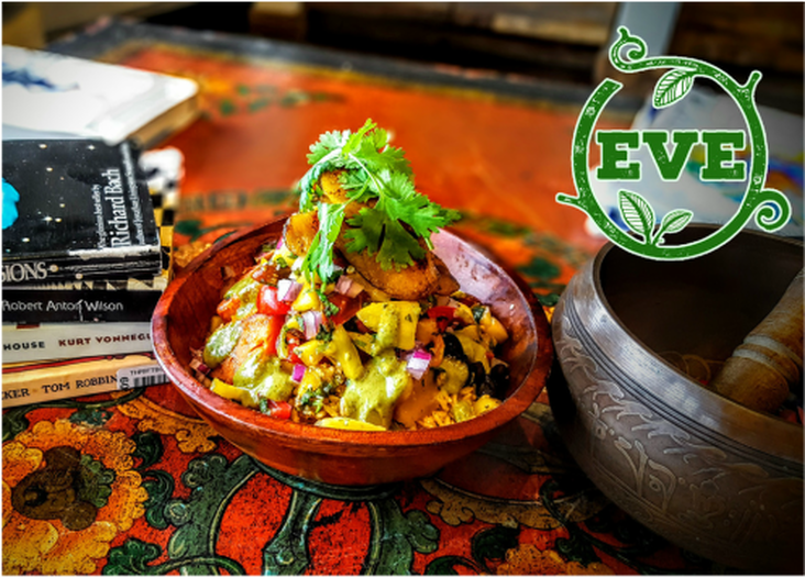 Eve's Vegan Cafe in Encinitas