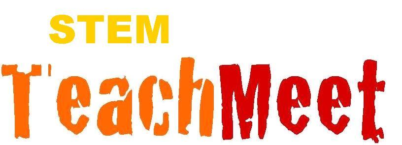 STEM TeachMeet logo