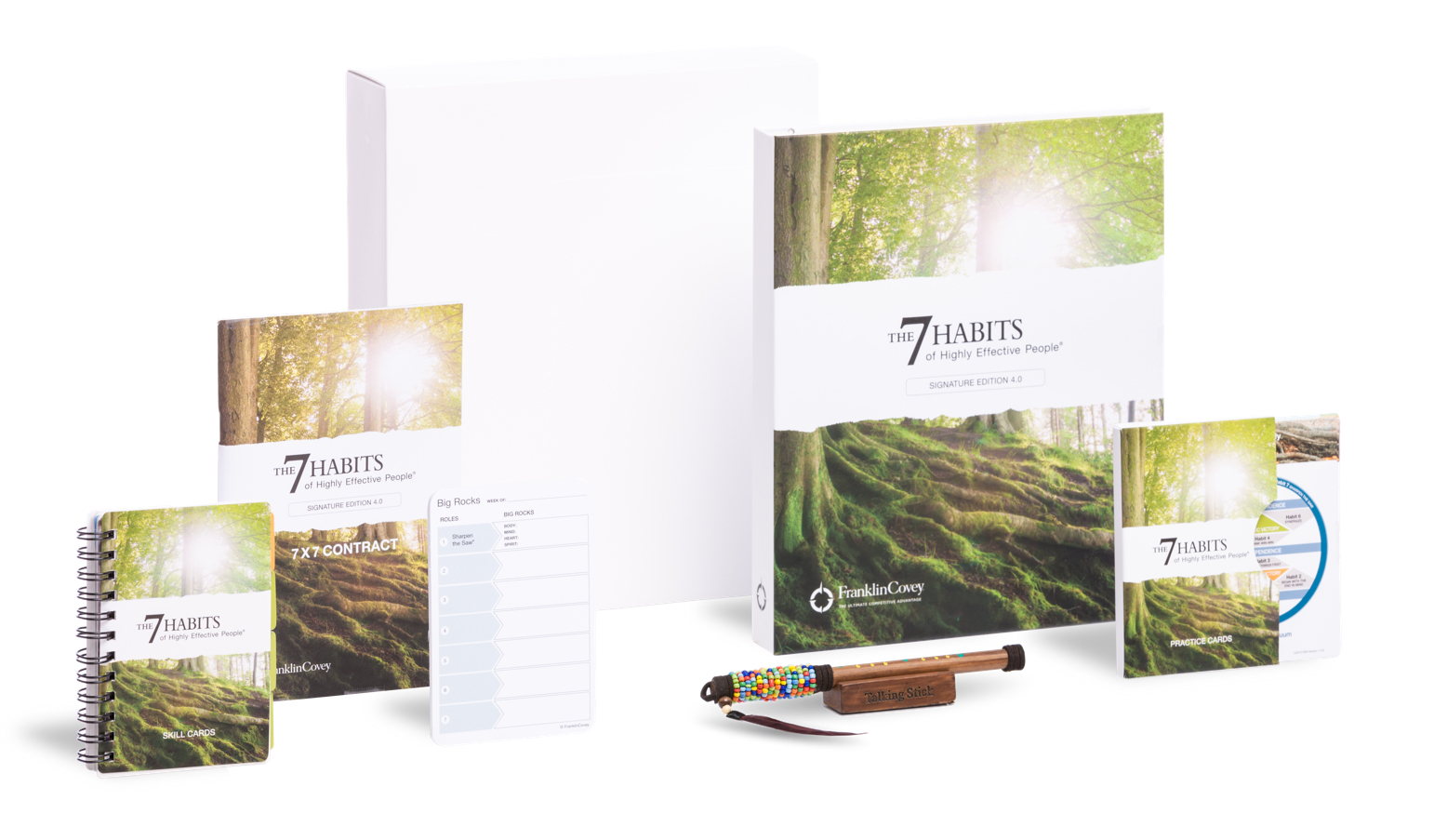 7 habits products