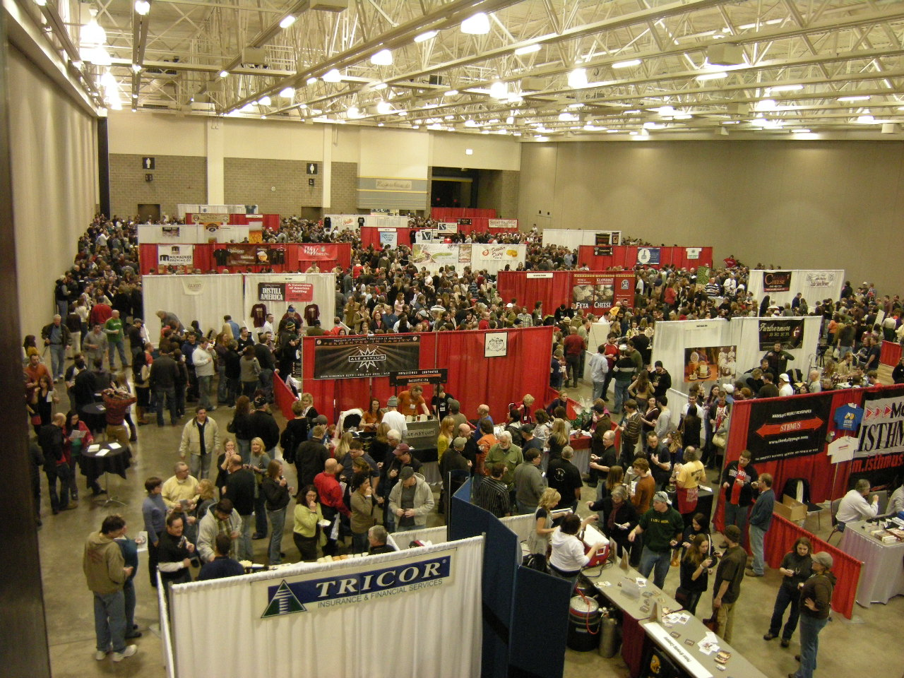 Isthmus Beer & Cheese 2011