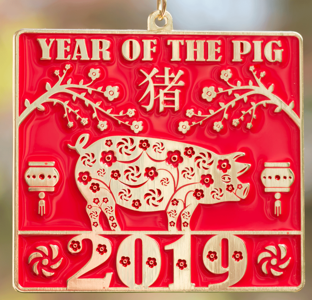 New Year Running and Walking Challenge-Year of the Pig ...