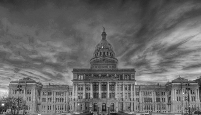 State of Texas Capitol