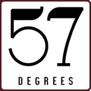 57 Degrees Logo