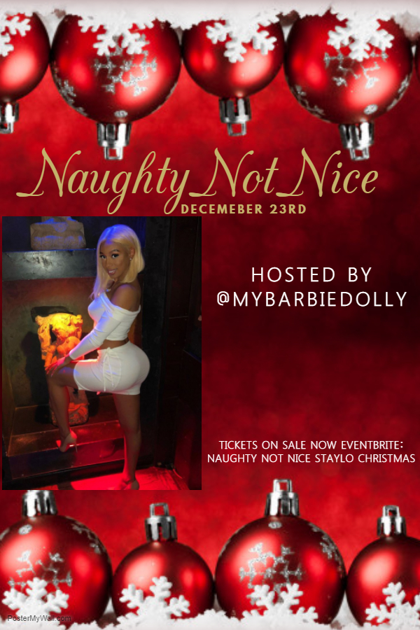 Naughty Not Nice Christmas Party Tickets, New York | Eventbrite