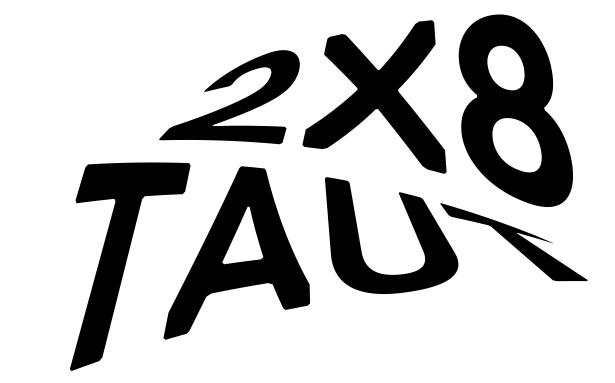 2x8: Taut Logo