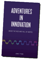 Adventures in Innovation Cover