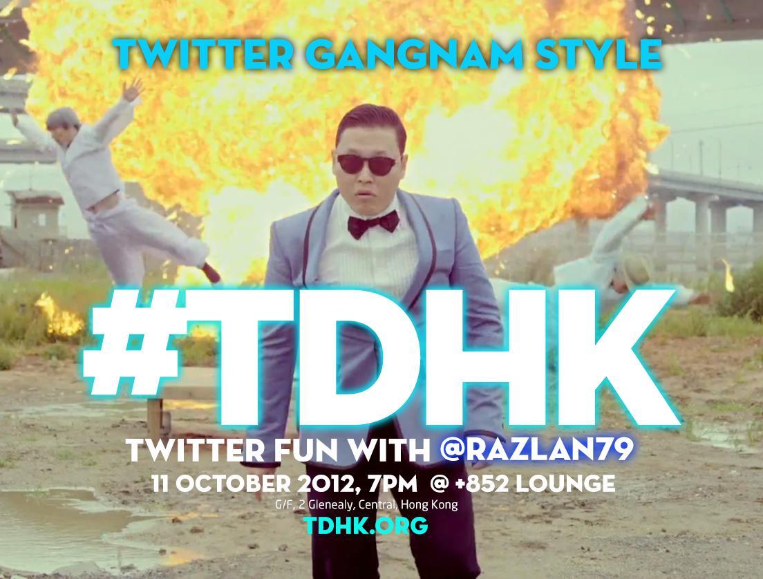 #TDHK October 2012