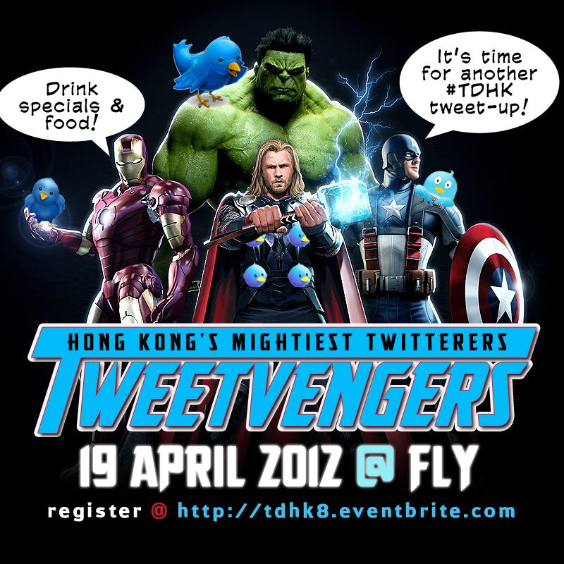 #TDHK Presents Tweetvengers
