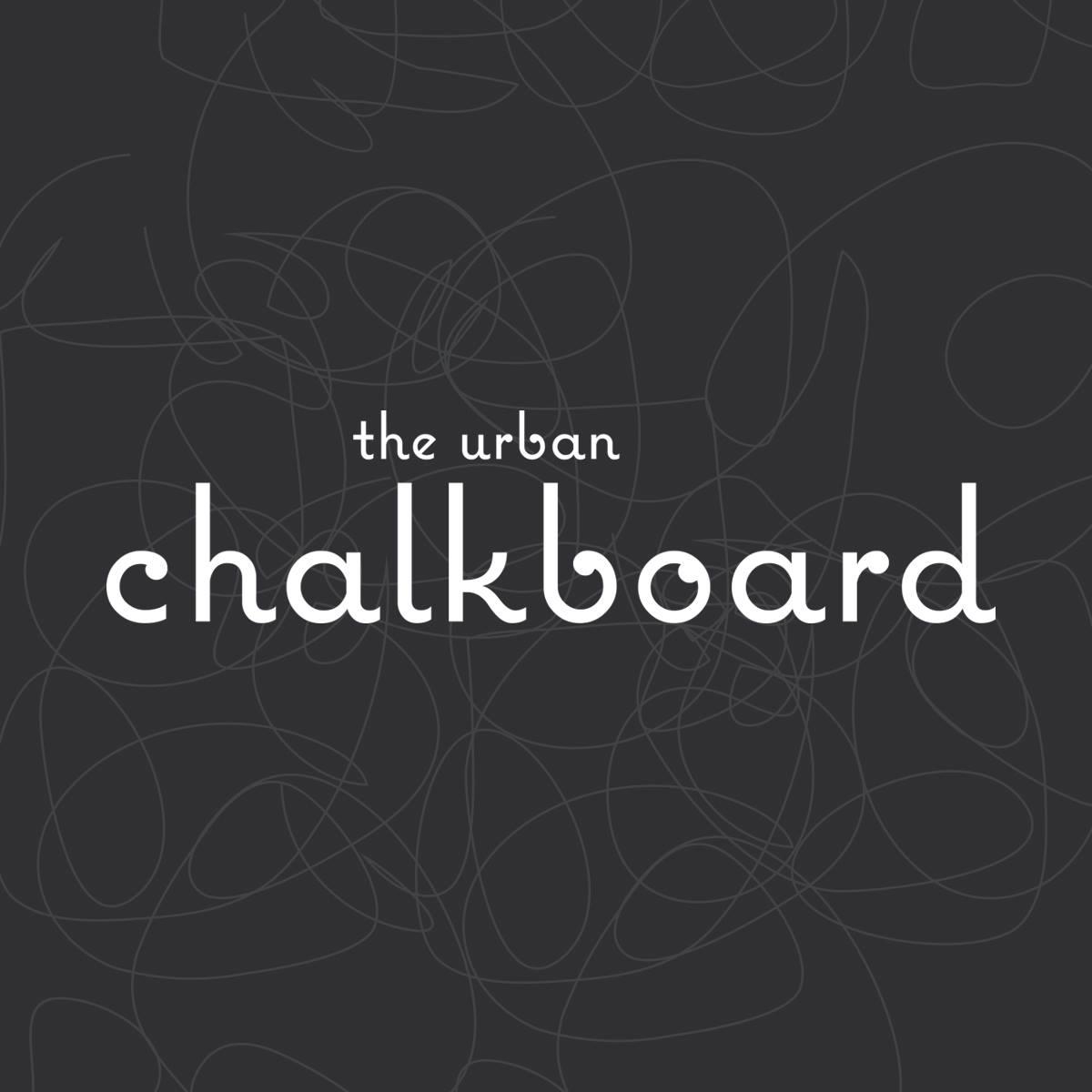 Urban Chalkboard
