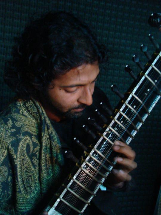 Abhik Mukherjee- sitar