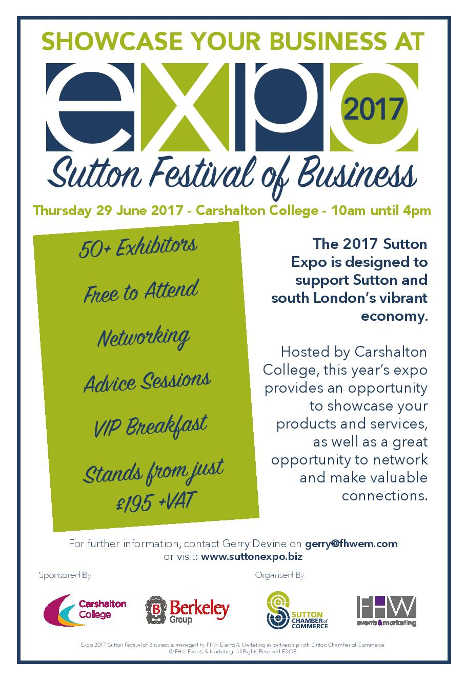 Sutton Business Expo