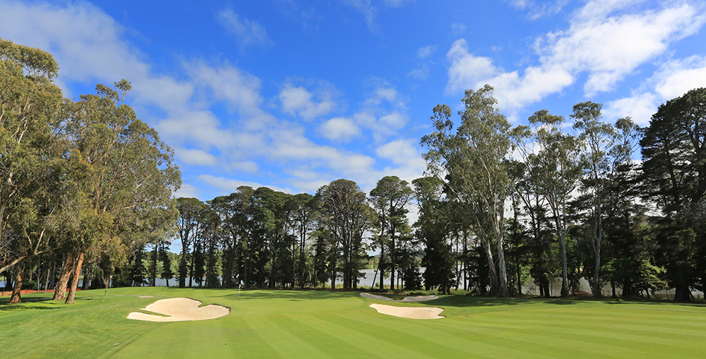 Royal Canberra Westbourne Course