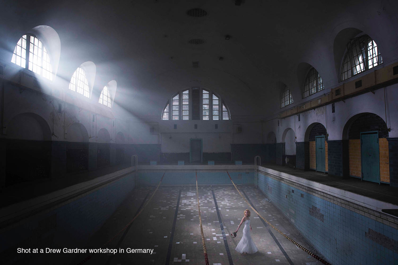 Swimming pool Germany