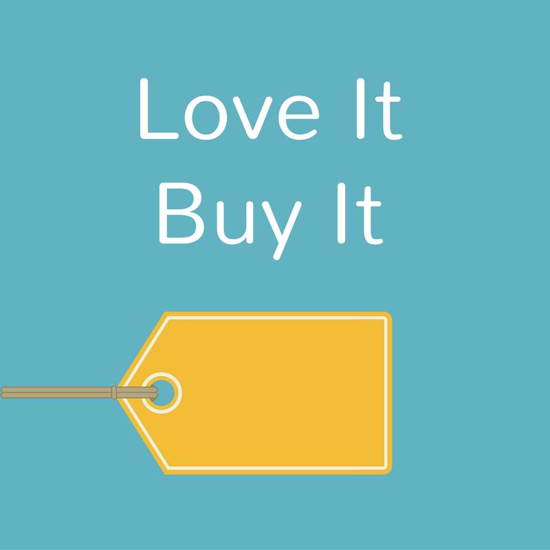 Love It, Buy It