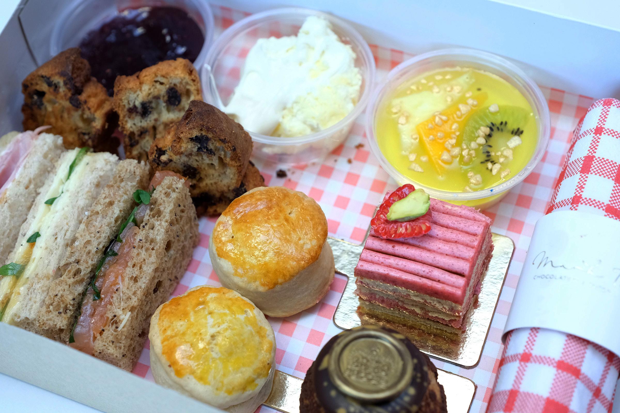 Mark Tilling's Queen Victoria 100 Afternoon Tea
