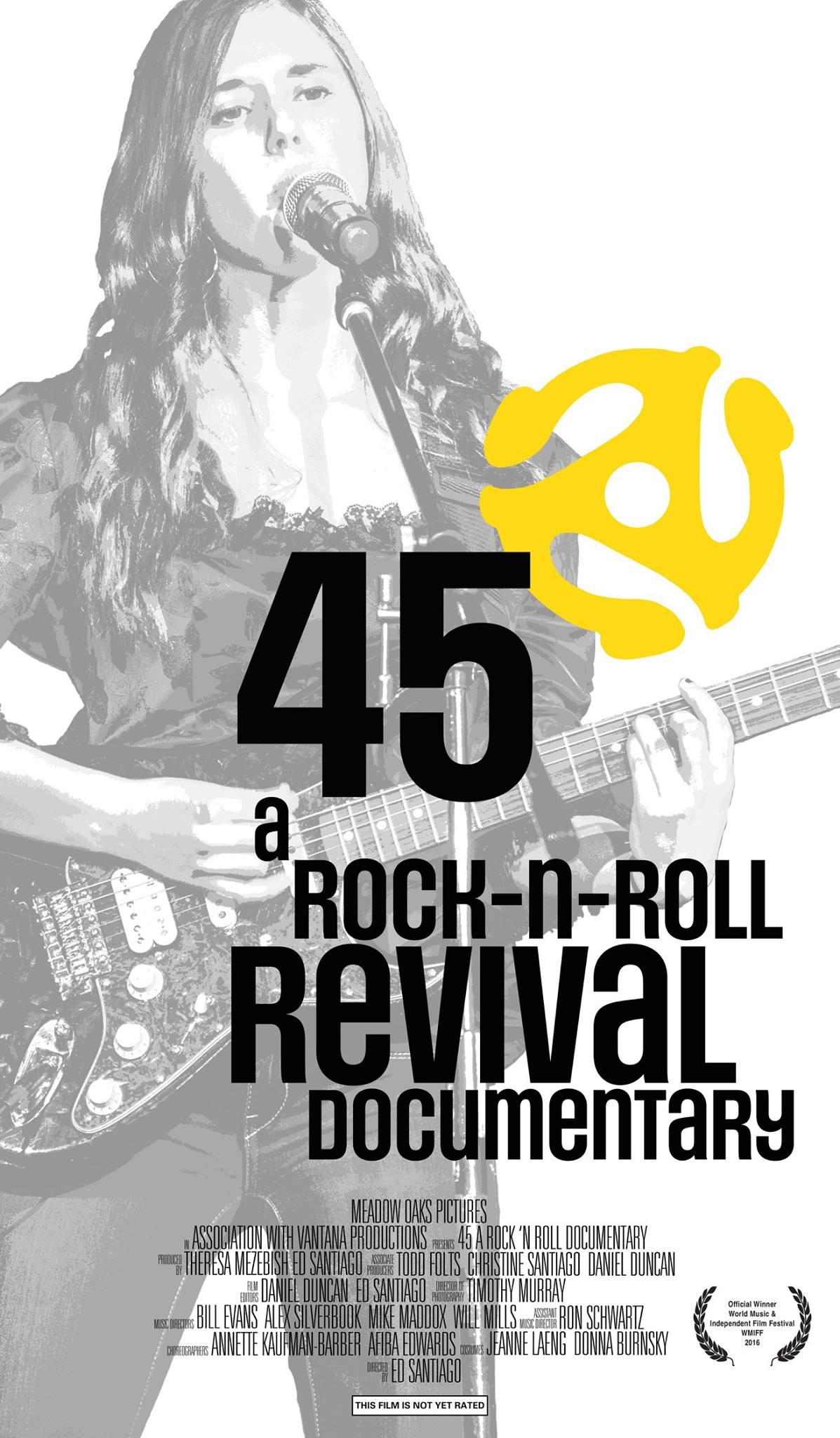Rock-N-Roll Revival Film Poster