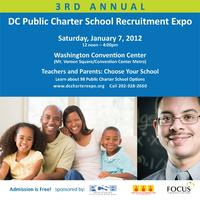 2012 DC Public Charter School Recruitment Expo