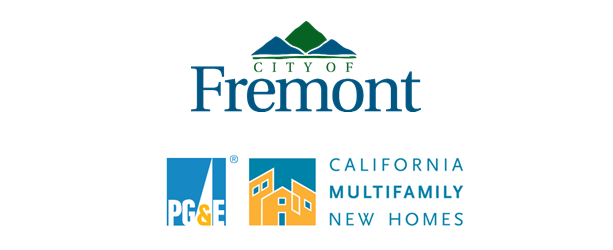 City of Fremont, PG&E, and CMFNH Logos