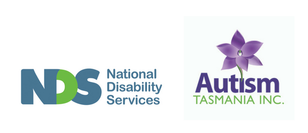 NDS and Autism Tas Logos