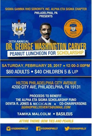 2017 AES Peanut Luncheon Flier
