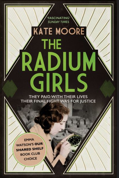 The Radium Girls UK paperback cover