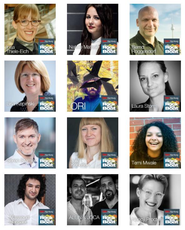 TEDxHH_Speakers