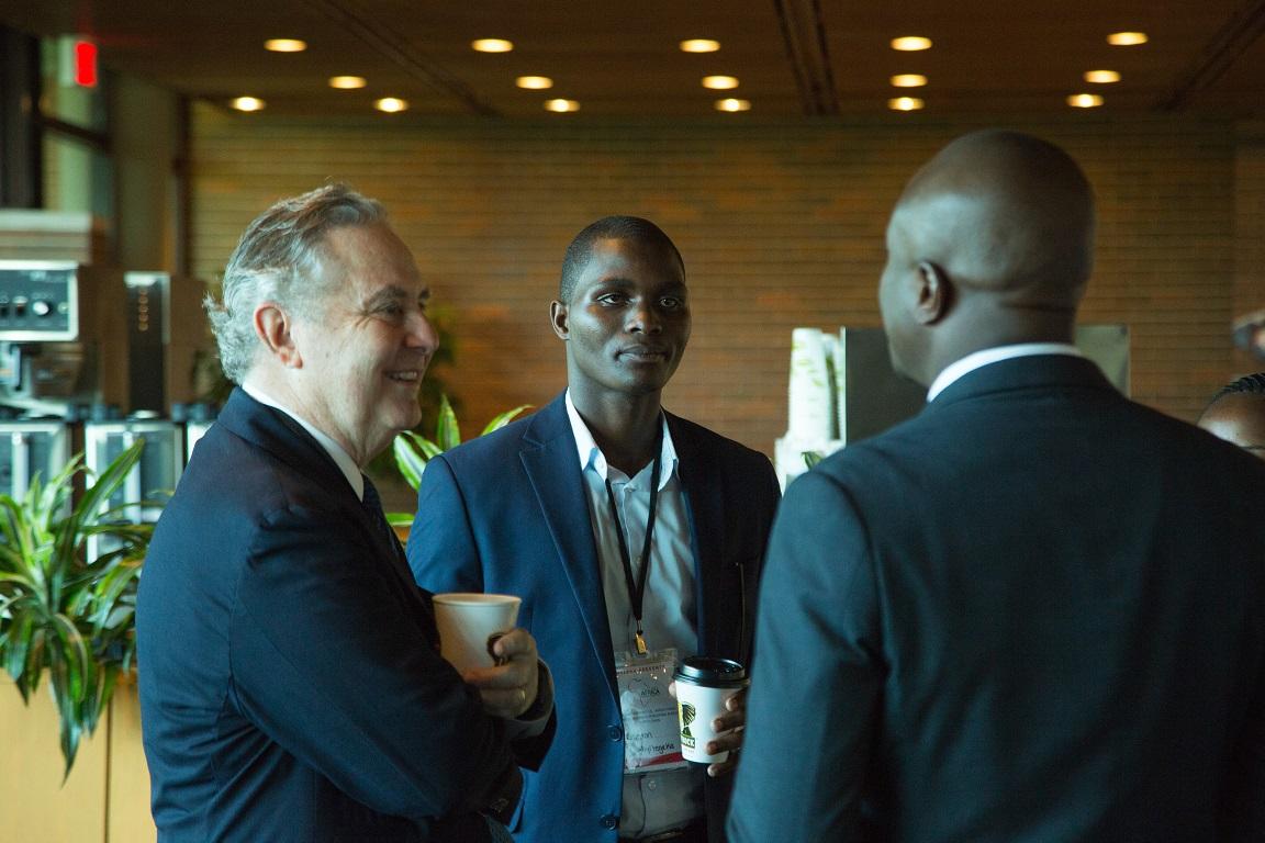 Trade with Africa Business Summit 2020 www.twasummit.com