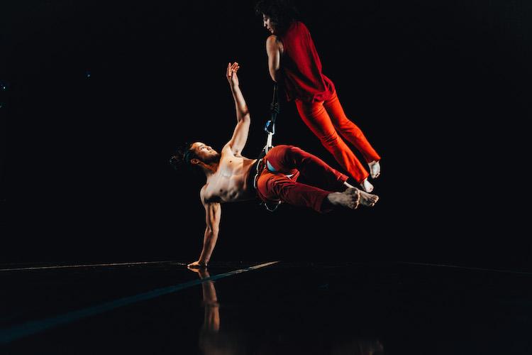 Johnny Nguyen & Megan Lowe photo by Robbie Sweeny