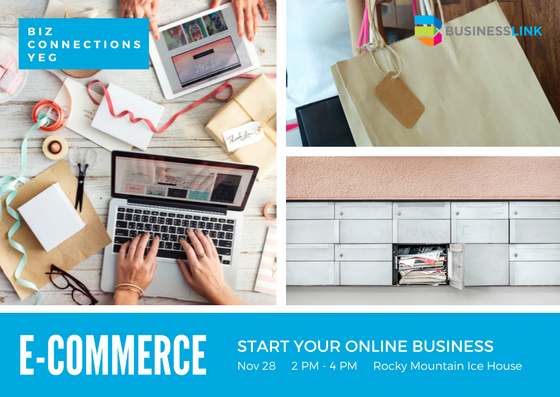 Ecommerce Event Poster