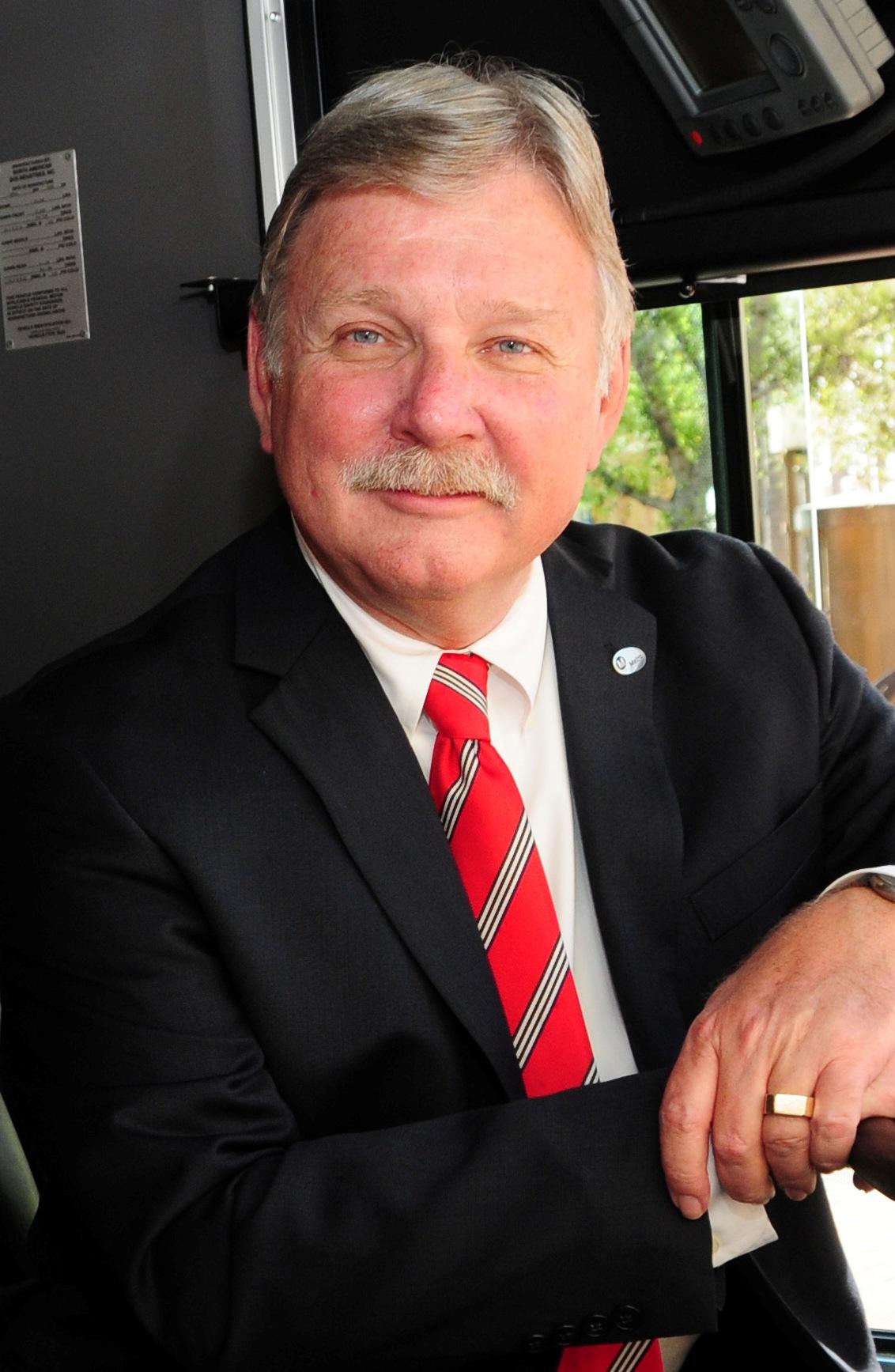 Metro CEO Art Leahy