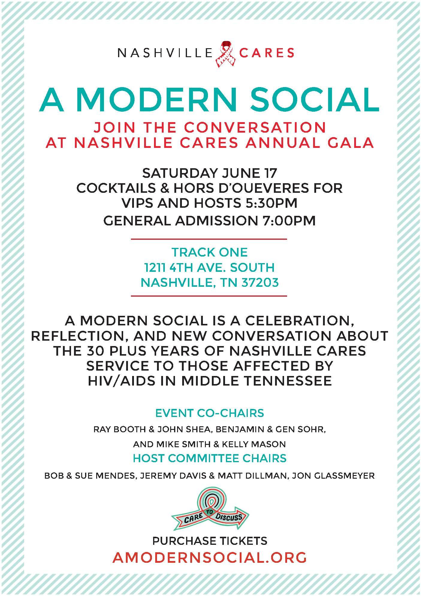 A Modern Social Invite