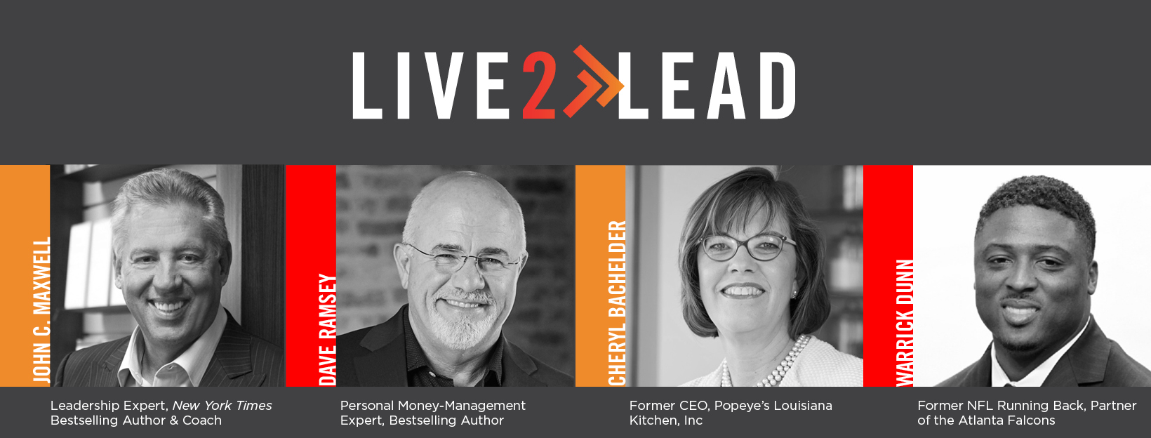 Live2Lead Speakers