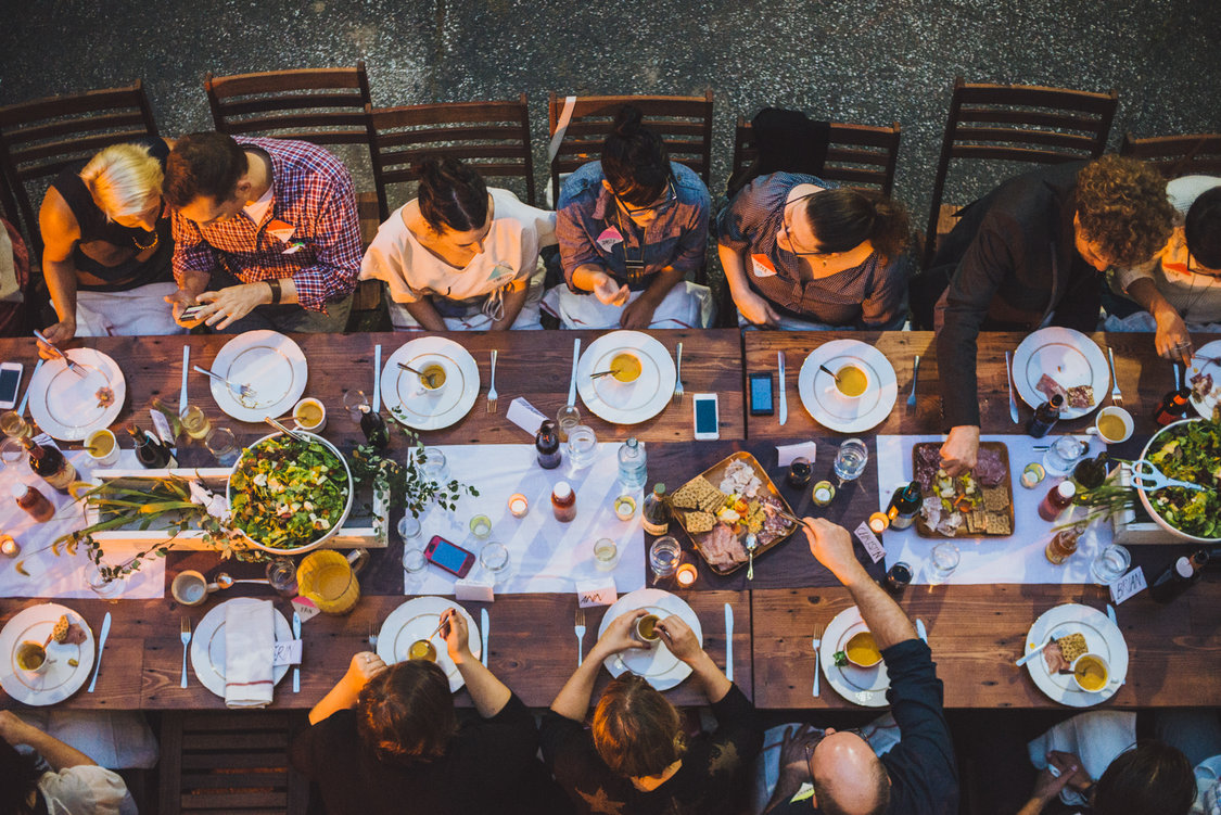 Gypsy Table Table