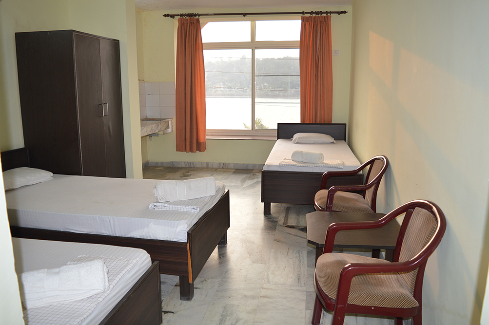 Top Tier Room (Ganga View)
