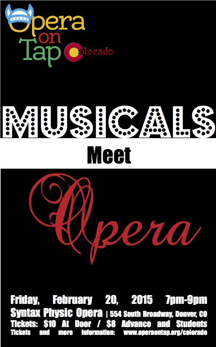 Musicals Meet Opera