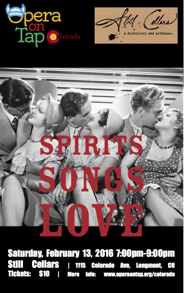 Spirits, Songs, Love